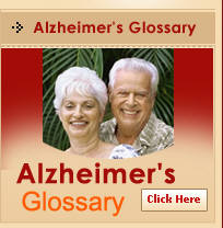 Alzheimer's Disease Glossary by AnestaWeb